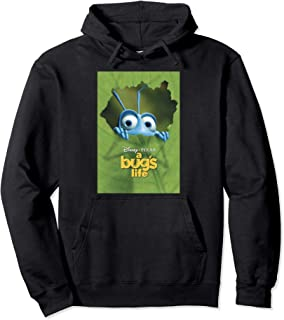 Disney Pixar A Bug's Life Flik Leaf Poster Sweat à Capuche