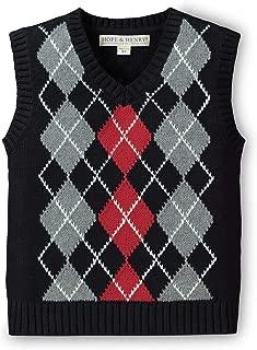 Boys' V-Neck Sweater Vest