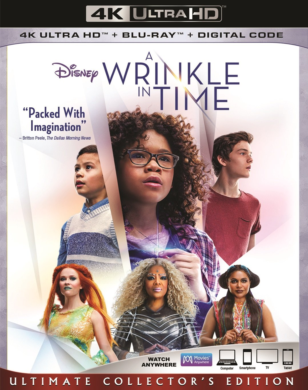 A Wrinkle In Time (2018) Hollywood Hindi Movie ORG [Hindi – English] BluRay 720p & 480p Download