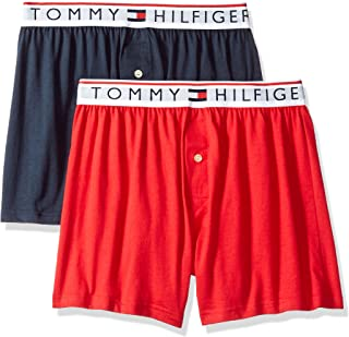 388908b8ce36 Amazon.com: Tommy Hilfiger - Boxers / Underwear: Clothing, Shoes ...
