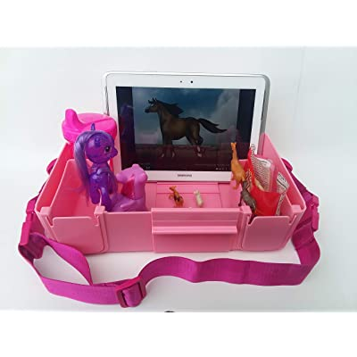 My Lap Box Children Travel Tray - Portable Play...
