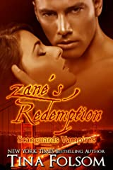 Zane's Redemption (Scanguards Vampires Book 5) Kindle Edition