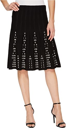 NIC+ZOE - Hypnotic Twirl Skirt