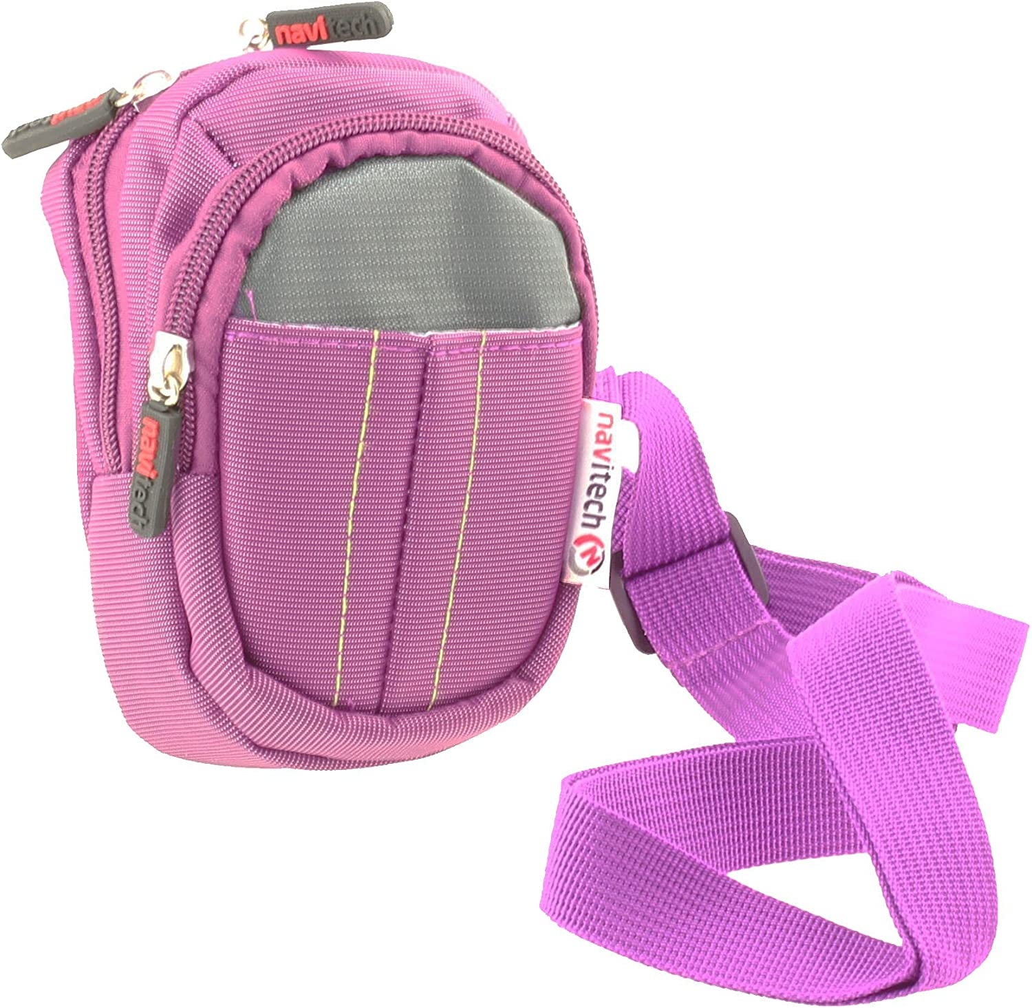 Low price Navitech Purple Case Compatible with AlcoSense Breatha The Max 52% OFF Excel