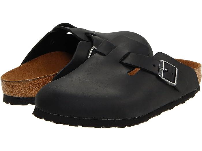 leather birkenstocks on sale