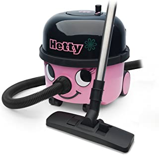 Numatic HET200A Hetty Canister Vacuum Cleaner (Pink)