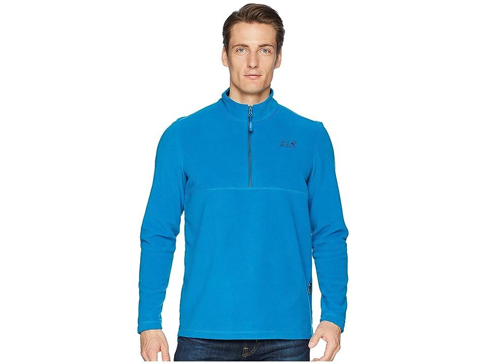 Jack Wolfskin Gecko Jacket (Glacier Blue) Men
