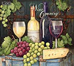 The LANG Wine Country 2020 Wall Calendar (20991001885)