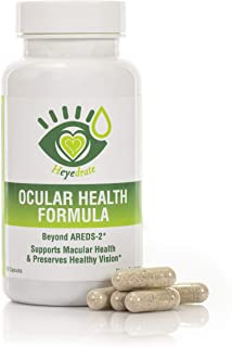 Areds 2 Formula, Packed with Lutein, Zeaxanthin, and Astaxanthin, Ocular Health Formula by Eye Love, Optometrist Developed...