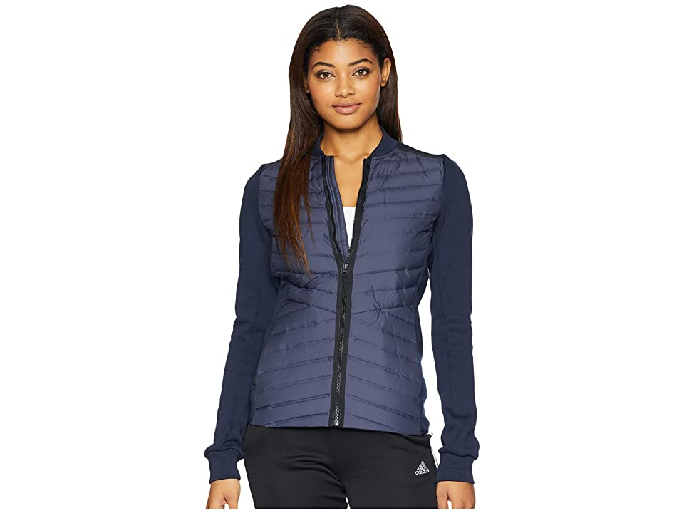 adidas Outdoor Varilite Hybrid Jacket (Legend Ink) Women