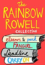 The Rainbow Rowell Collection: Eleanor & Park, Fangirl, Landline, and Carry On (English Edition)