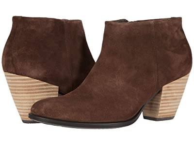 ECCO Shape 55 Western Ankle Boot (Coffee) Women