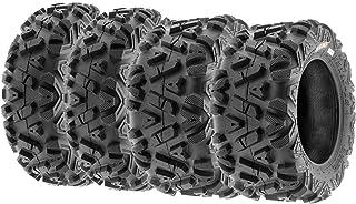 SunF Power.I ATV/UTV all-terrain Tire 22x7-12 Front &...