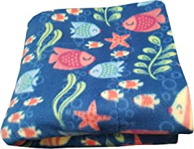 Guinea Pig Fleece Cage Liner | Midwest Cage Liner | 2x4 C&C Cage Liner | Guinea Pig Bedding | Guinea Pig Fleece | Hedgehog Fleece | Tropical Fish | Reversible | Machine Washable