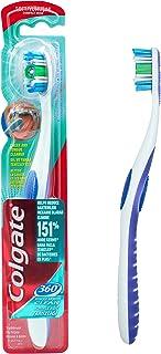 colgate toothbrush 360 interdental medium multi color