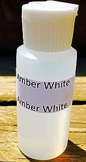 AMBER WHITE 1 oz.