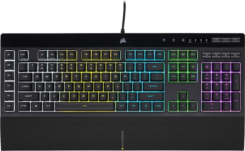 Corsair K55 RGB Pro Membrane Gaming Keyboard