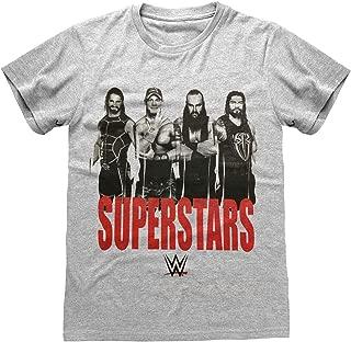 Bambino//Ragazzi Maglietta WWE Ufficiale Superstars