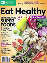 Consumer Reports Magazine: CR Eat Healthy January 2018 Sensational Super Foods (AFAMNCG STORE)