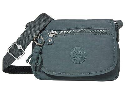 Kipling Sabian Crossbody Mini Bag (Light Aloe) Handbags