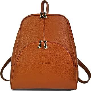 Nevenka Brand Women Bags Backpack Purse PU Leather Zipper Bags Casual  Backpacks Shoulder Bags 0075ba44c9712