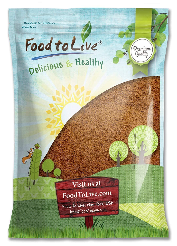 Cacao Powder 6 Pounds - Raw Kosher Inexpensive Bulk Unsweetened Max 42% OFF Vegan