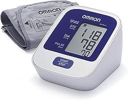 Omron OMRON-M2BPMONITOR,Basic Automatic Upper Arm Blood Pressure Monitor, White