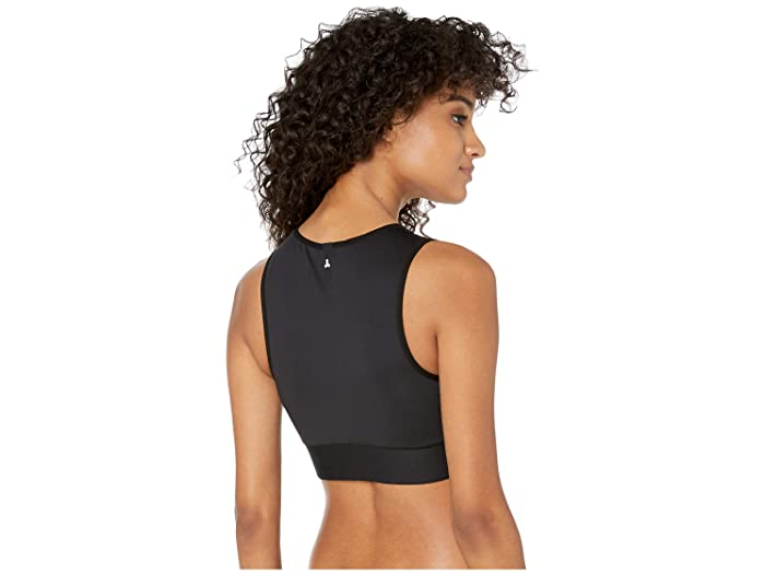 Ultracor Level Reflective Ko Crop Top- Ropa De Mujer