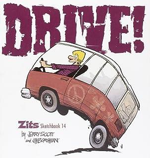 Drive!: Zits Sketchbook No. 14 (Volume 26)