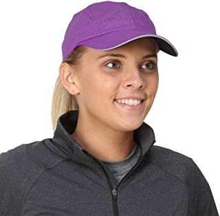 TrailHeads Race Day Performance Running Hat | The Lightweight, Quick Dry, Sport Cap for Women - 9 colors