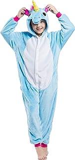 6e4cf47b71147 Enfant Unisexe Anime Animal Costume Cosplay Combinaison Pyjama Outfit Nuit  Vêtements Onesie Kigurumi Halloween Costume Soirée