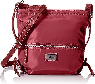 TOM TAILOR Umhängetasche Damen Elin Nylon, 27x27x6 cm, TOM TAILOR Handtaschen, Taschen für Damen klein