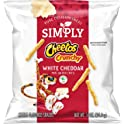 36 Pack Simply Cheetos Crunchy White Cheddar 0.87 Ounce
