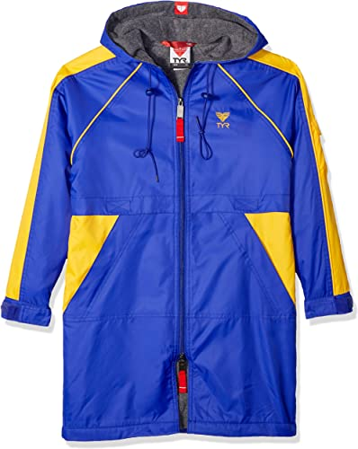 TYR 470WASP2YL Youth Alliance Parka, or Royal, grand