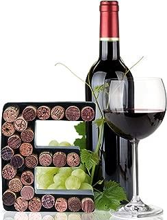 Best metal monogram wine cork holder letter g Reviews