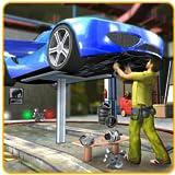 Flying Car Mechanic Simulator