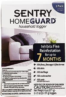 Sentry Homeguard Household Fogger, Pack of 3, 2 oz.