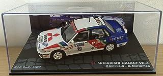 Rally Cars IXO 1:43 Mitsubishi Galant VR-4 Airikkala/ McNamee 1989 -RAL027