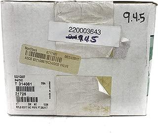 ASCO 8221G007 24VDC NSFS