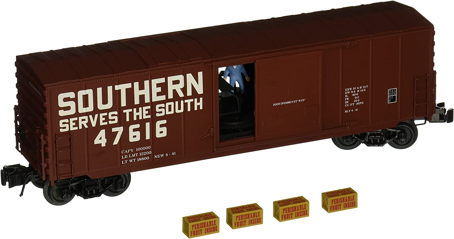 ofrecemos varias marcas famosas Williams By Bachmann Southern O Scale Operating Operating Operating Box Coche  mejor moda