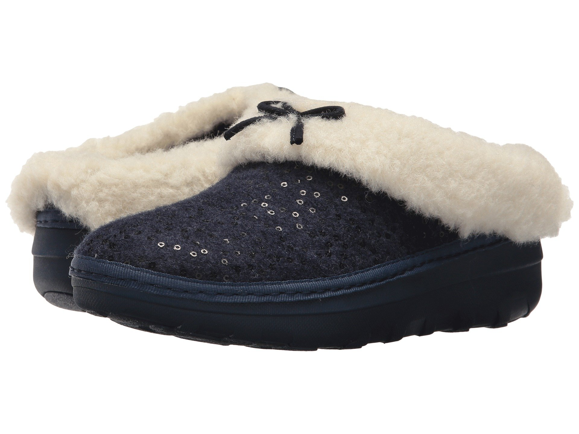 1ef03ac8f FITFLOP LOAFF SNUG SEQUIN SLIPPER