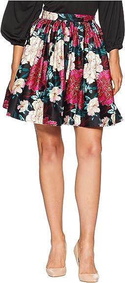 1950s Style Lupone Skater Skirt