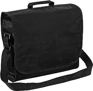 Plain Record/Messenger Bag (9 Liters)