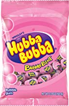 HUBBA BUBBA Bubble Gum, Bubba Blast Bag Chewing Gum 30 Count (12 Pack)