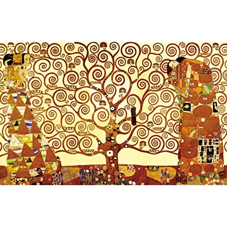 Amazon Com Decorarts The Tree Of Life By Gustav Klimt Triptych Classic Art Giclee Prints Canvas Art For Wall Decor 48x24 Posters Prints