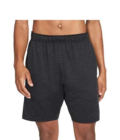 Nike Big Tall Dry Shorts Hyper Dry Light Yoga (Off Noir/Black/Gray) Men