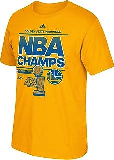 adidas Golden State Warriors 2015 NBA Finals Champs Locker Room T-Shirt