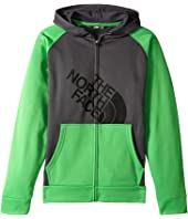 The North Face Kids Surgent Full Zip Hoodie (Little Kids/Big Kids)