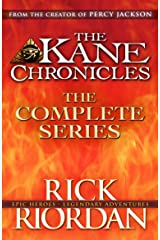 The Kane Chronicles: The Complete Series (Books 1, 2, 3) Kindle Edition