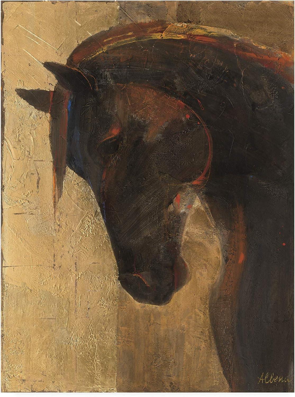 Trademark Fine Art Trojan Horse Ii by Albena Hristova, 14x19